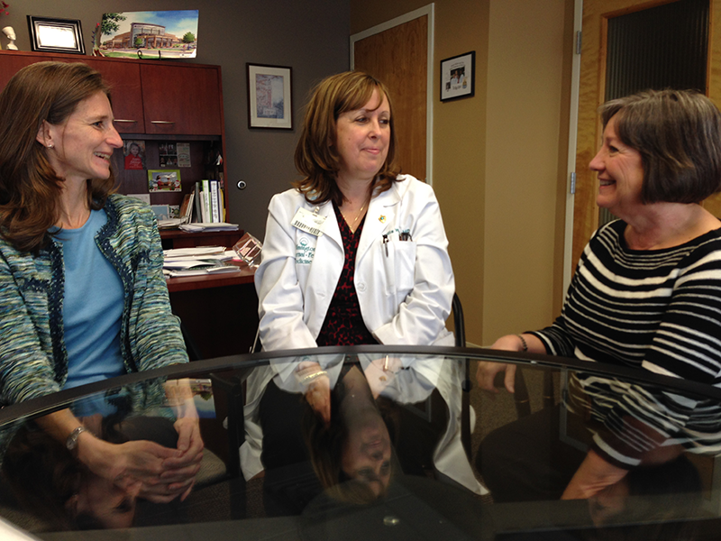 Nurse Navigators Help Patients Cope With Complex Health Issues