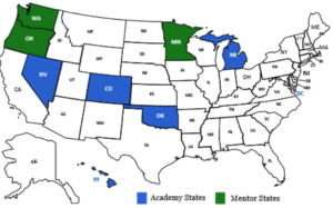 Value-Based Payment Reform Academy states