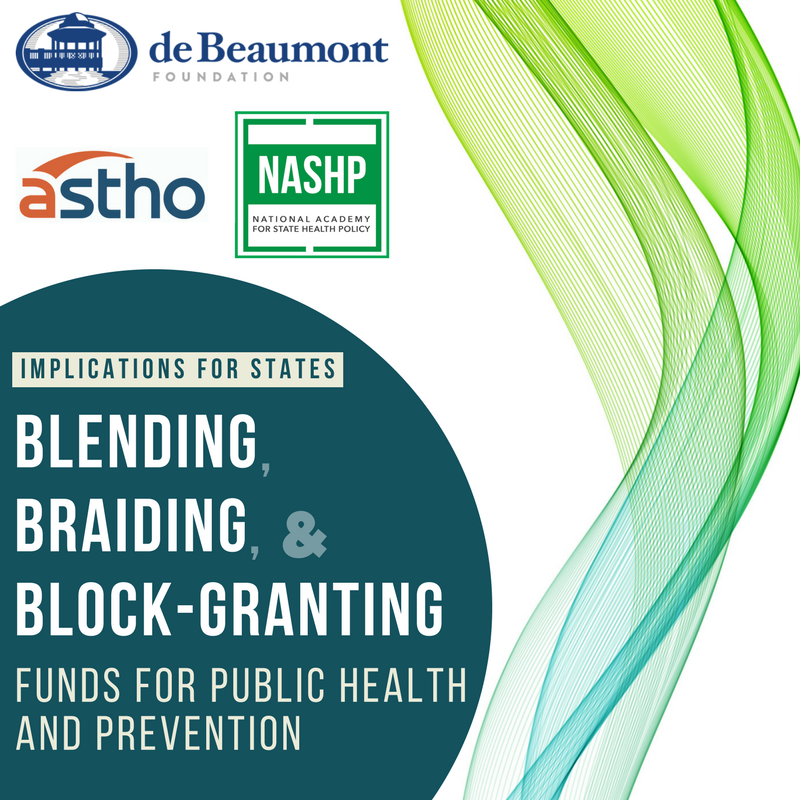 Learn How States Can Blend, Braid, and Use Block Grant Funds to Promote Public Health