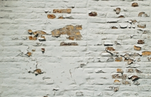 lead paint on wall